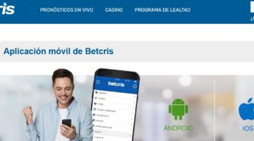Betcris Ecuador App